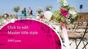 Free Wedding Ceremony Powerpoint Template Free Powerpoint