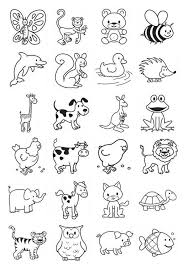 Animali Per Bambini Da Colorare Fredrotgans