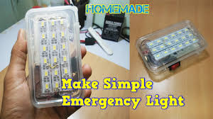 How To Make A Simple Light How To Make Simple Emergency Light At Home