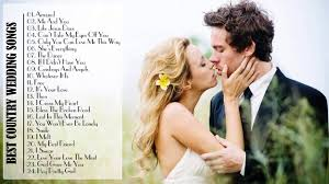 Wedding Love Songs Country Music