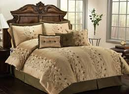 image of gold bedding collections