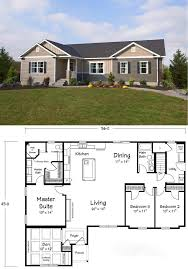 Small Picture The 25 best Simple floor plans ideas on Pinterest Simple house