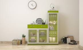 Small Crockery Unit Designs Crockery Unit Designs Kitchen And Dining Crockery Unit