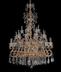 best wrought iron crystal chandeliers images on