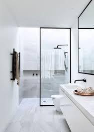 bathroom design ideas black shower frames the black frame around the glass of