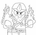 Раскраски лего ниндзя го онлайн бесплатно раскрашивать