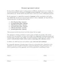 Sample Landscaping Contract Free Printable Landscape Forms Contracts