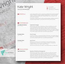 Excellent Decoration Free Indesign Resume Template 50 Beautiful Free