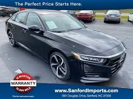 Also honda will tell you your phone is the reason that the infotainment system crashes. 2018 Honda Accord 2 0t Sport Fwd For Sale In Greensboro Nc Cargurus