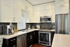 two toned kitchen cabinets enchanting 2 toned kitchens trendy too much for small spaces