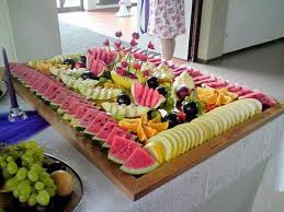 How To Decorate Fruit Tray 100 best Fruit decoration images on Pinterest Fruit trays Fruit 14