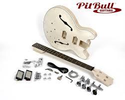pit bull guitars esb 4 electric bass guitar kit