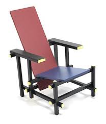 miniature modern furniture. perfect modern mid century modern design miniature 112 red and blue chair intended furniture