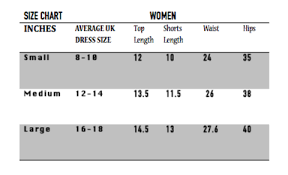 Mens Warehouse Size Chart