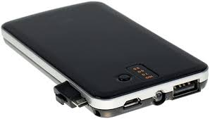 <b>Inter Step</b> PB4000 Power Bar Mobile Power Bank Battery Charger ...