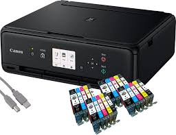 Do not forget to connect the usb cable when canon pixma ts5050 driver installing. Canon Pixma Ts5050 Inkjet All In One 20 Originals Of Amazon De Computers Accessories