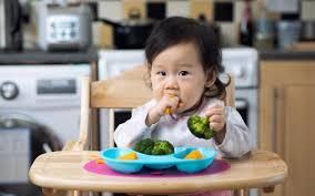 Ăn dặm kiểu Nhật là gì và cách cho bé ăn dặm theo các giai đoạn