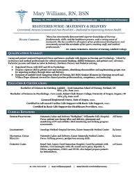 clinical experience on nursing resume - Google Search Nursing - new grad  nurse resume