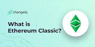 Ethereum Classic Value Chart What Is Ethereum Classic Etc About Changellys Coin Review