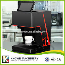 3d Printing Vending Machine Gorgeous Commercial 48D Printer Cake Latte Coffee Vending Printerin Food
