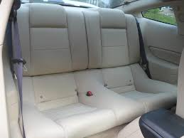 replaced cloth seat covers for leather rear seat original jpg