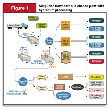 Whey Processing Flow Chart How California Dairy Farmers Are Paid For Whey Stream Value