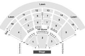 Twc Pavilion Seating Chart 11 High Quality Pnc Music Pavilion Seating Chart