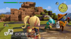Dragon Quest Builders 2 Details Farming Difference Between