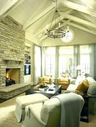 vaulted living room lighting lighting ideas for vaulted ceilings lighting for cathedral
