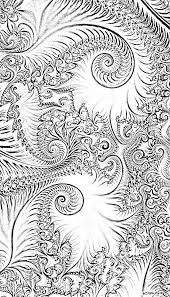 Small Picture Most Interesting Fractal Coloring Book Art 224 Coloring Page