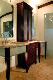 Bathroom Storage Cabinets Floor 18 Savvy Bathroom Vanity Storage Ideas Hgtv