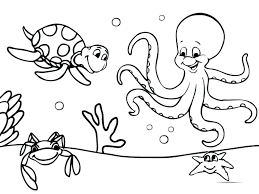 Ocean Waves Coloring Page Waves Coloring Pages Sea Waves Colouring