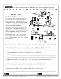 Worksheets. Short Story With Comprehension Questions Grade 3 ...