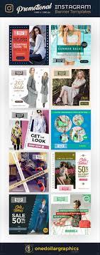 10 promotional instagram website banner ad design templates in ai 10 promotional instagram website banner ad design templates in ai format