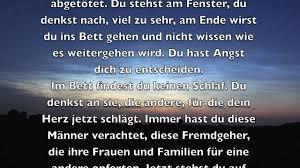 Verbotene Gefühle Bernd Töpfer Erzählung Youtube