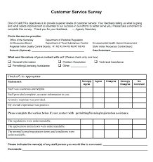 customer service satisfaction survey examples customer satisfaction survey template word doc excel results free