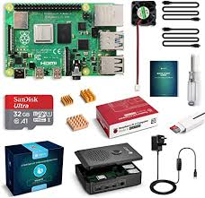 LABISTS <b>Raspberry Pi 4</b> B Model B 4GB Starter <b>Kit</b> Motherboard ...