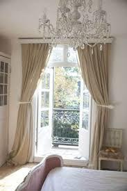 elegant curtain panels for french doors decoration cream curtain panels for french doors with crown