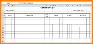 9 Free Online Accounting Ledger St Columbaretreat House