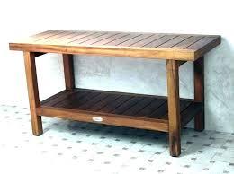wooden bath stool large size of bar corner shower teak bench bathroom wood seat uk