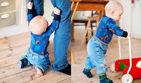 When do babies start walking? | BABYBJÖRN This is Life
