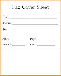 Sample Fax Cover Sheets Personal Fax Cover Sheet Printable Template Calendar