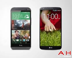 Android Phone Comparisons: LG G2 VS HTC ...