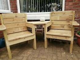 Up to <b>2</b> Garden <b>Garden Chairs</b> for sale | eBay