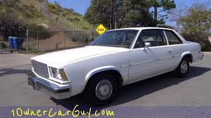 Chevrolet Malibu Classic Coupe 1979 1 Owner 5.0L 305 V8 Small ...