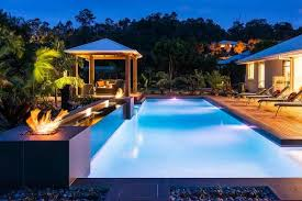Backyard Paradise 40 Spectacular Tropical Pool Landscaping Ideas Cool Backyard Paradise Landscaping Ideas