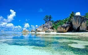 nature, Landscape, Beach, Sea, Rock ...
