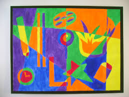 paul klee s painting cubism the