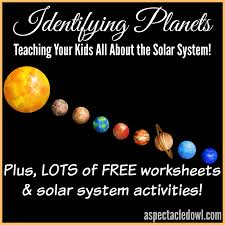 Identifying Planets: Teaching Your Kids Solar System Facts - A ...