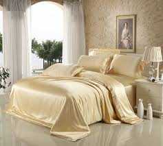 100 mulberry silk bedding 4 pieces set beige white wine red brown pertaining to attractive household brown bed set ideas